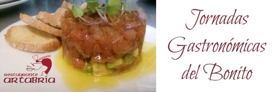 Jornadas del Bonito - Restaurante Artabria