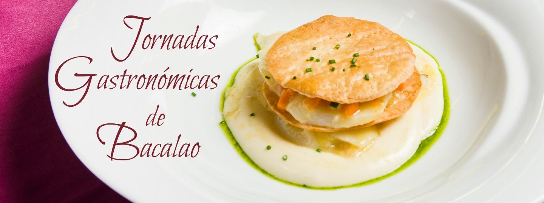 Jornadas Gastronomicas de Bacalao - Restaurante Artabria
