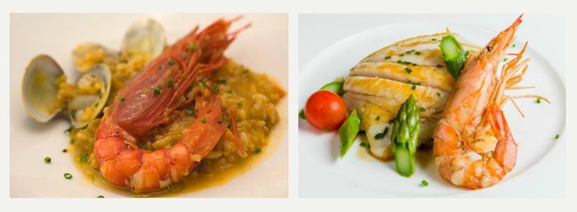 Especialidades Cocina Gallega Restaurante Artabria