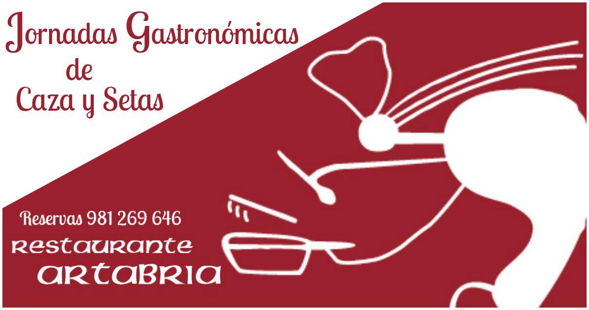 Jornadas de Caza y Setas 2017 - Restaurante Artabria