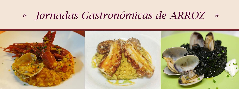 Comer arroz en A Coruña - Jornadas Gastronómicas