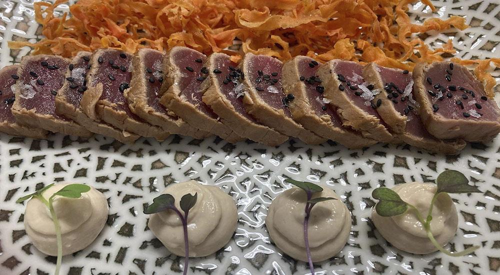 Tataki de atún rojo Balfegó